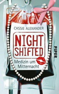 German cover from Piper Verlag